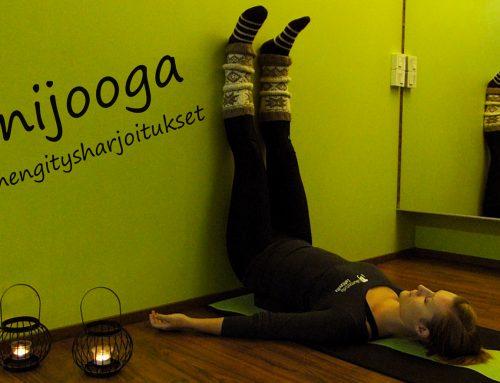 Rentoudu: joogaa itsesi hyvään uneen